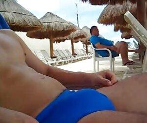 caliente muchachas desnudas en la playa cuming en un BBW