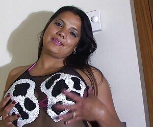 Lily Cruz chica playa desnuda y Lucy Taylor caliente orgía anal VDV
