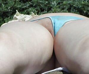 Clásico tetonas en la playa desnudas Milf